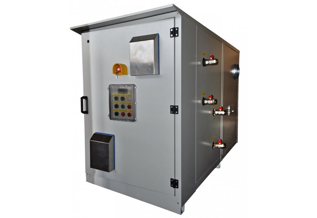Vandkølet kondens unit