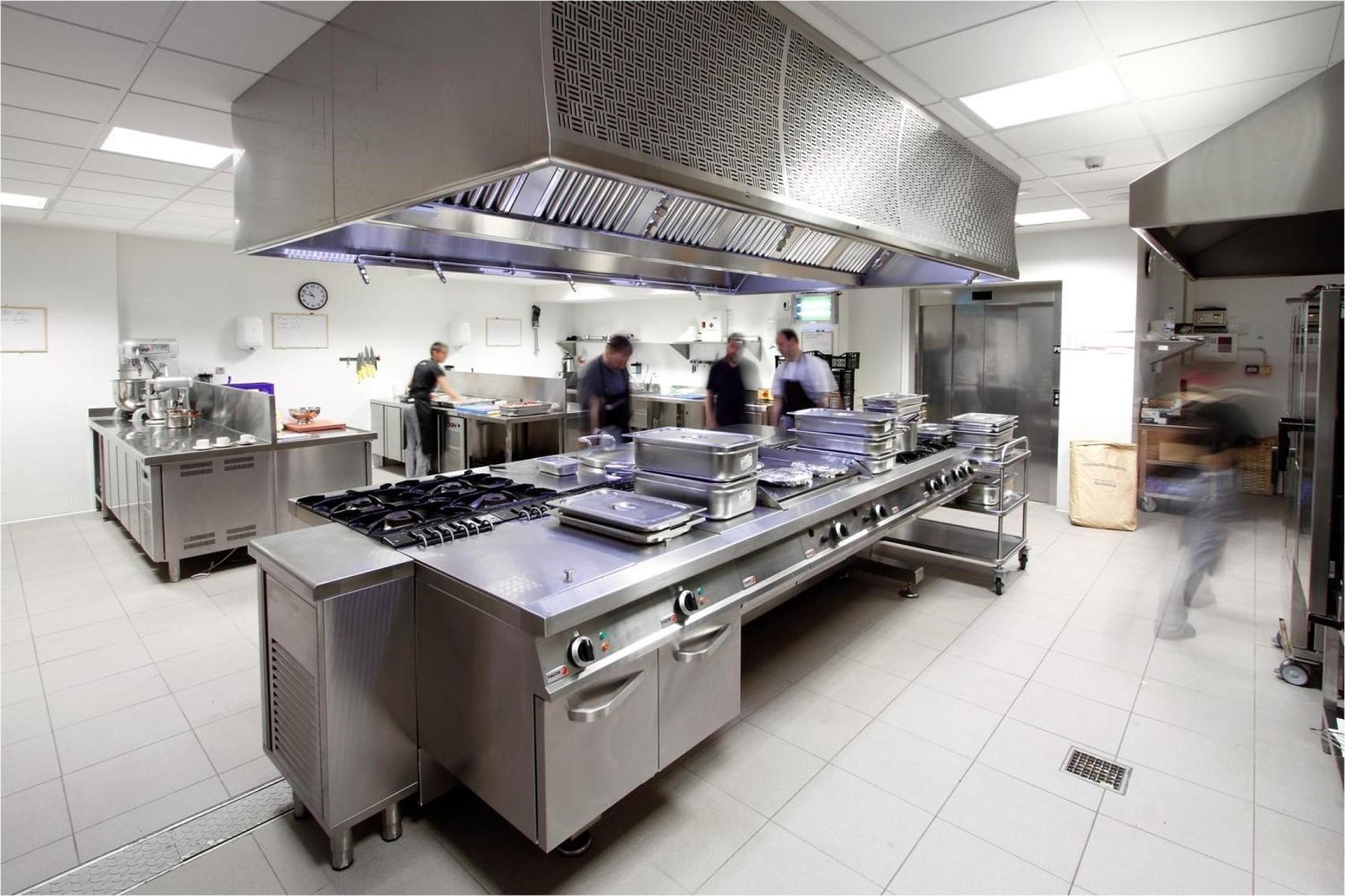 Restaurant fagor storkøkken
