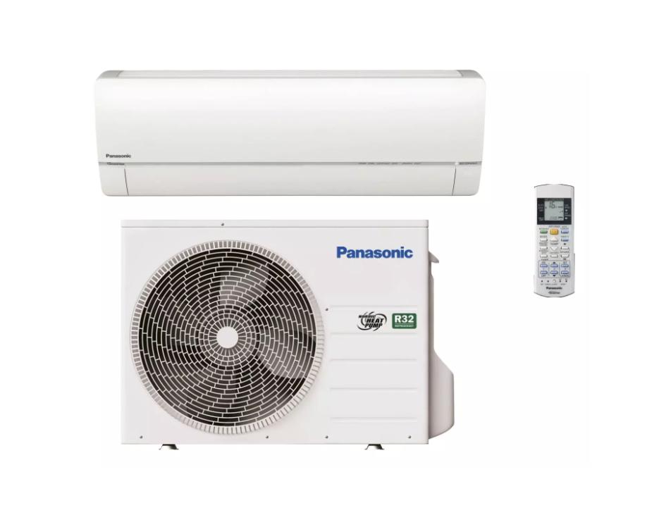 Aircondition varmepumpe luft til luft