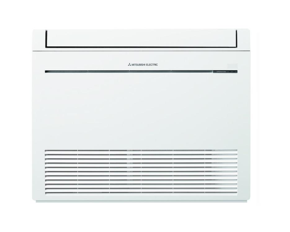 Varmepumpe luft til luft vægmodel