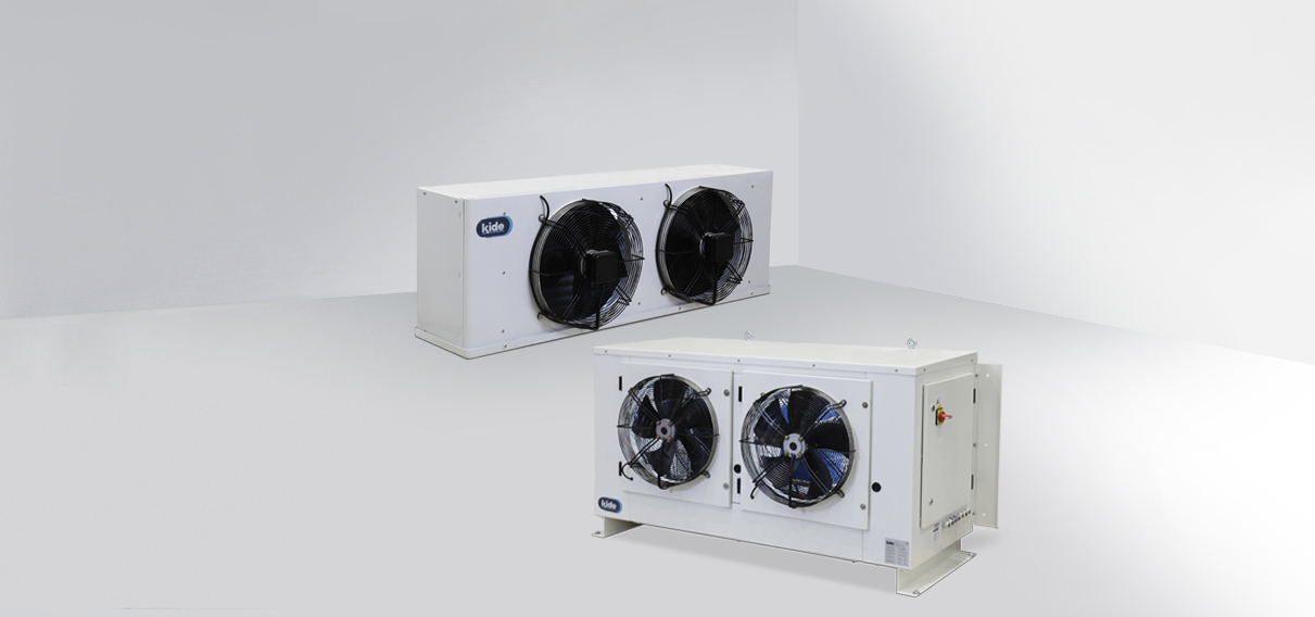 Split køleanlæg semiindustriel