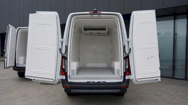 kølepanel til varevogne