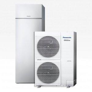 Panasonic luft til vand varmepumpe