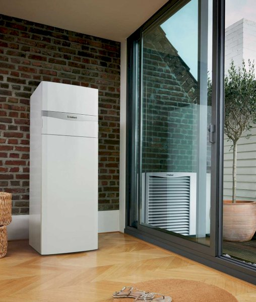Vaillant arotherm luft til vand varmepumpe